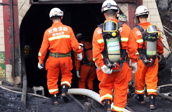 China claims coal mine deaths down to record low