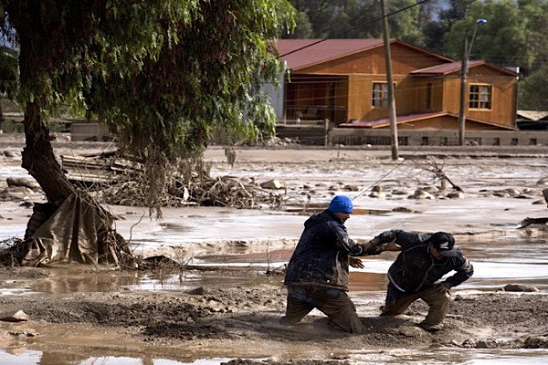 Chile's floods: What others are not telling you