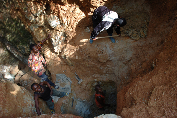 EU lawmakers toughen up rules limiting the import of conflict minerals