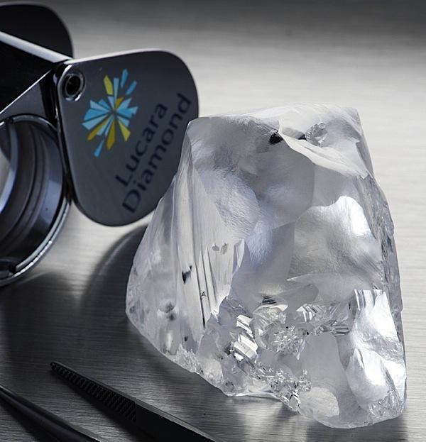 Lucara Diamond unearths 342-carat rock at its mine in Botswana