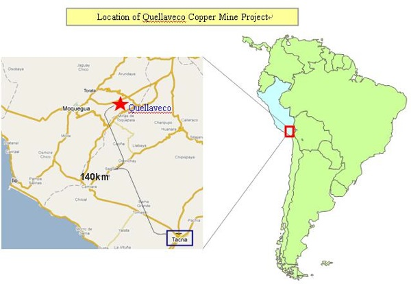 Anglo American drops Peru copper project