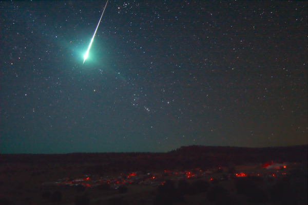 Meteorites heading to Earth may contain trillions of diamonds