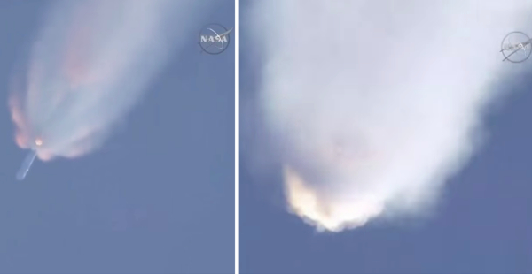 Rocket explosion a fresh blow to asteroid mining ambitions