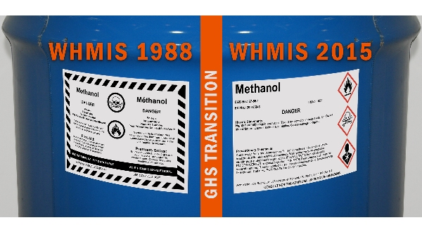 Whmis 2015 Chemical Labeling Requirements Already In Force