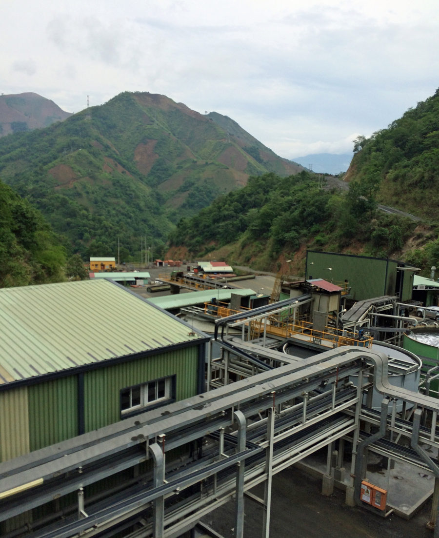 Asian Mineral Resources