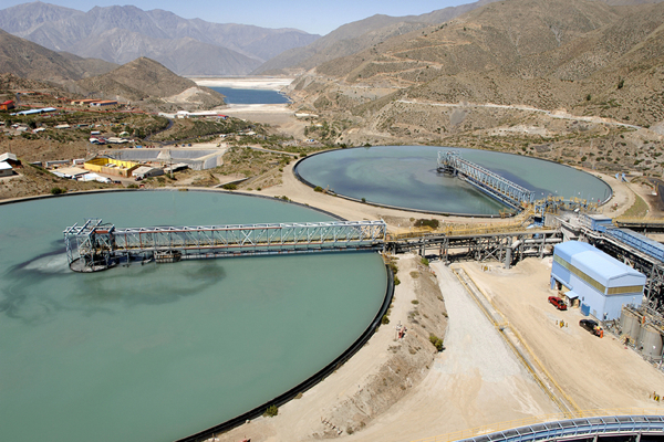 Antofagasta cuts copper output forecast for the year