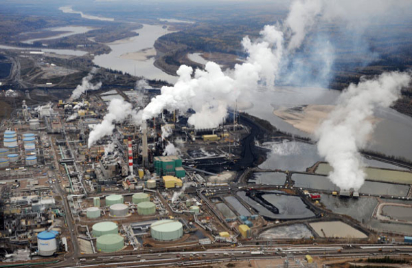 Suncor Energy tests use of radio waves instead of water at oil sands