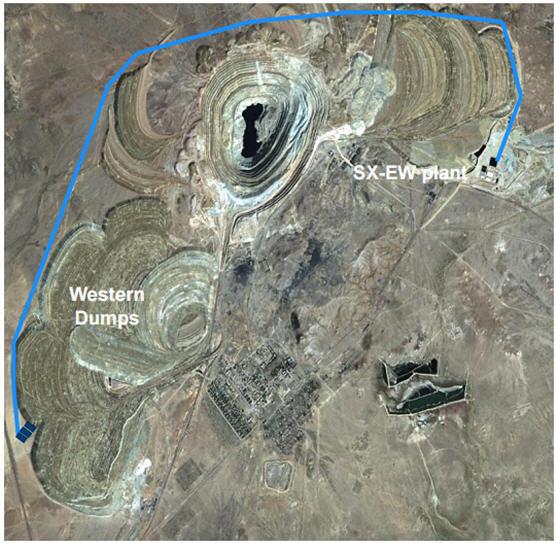 Kounrad HL facility, Kazakhstan