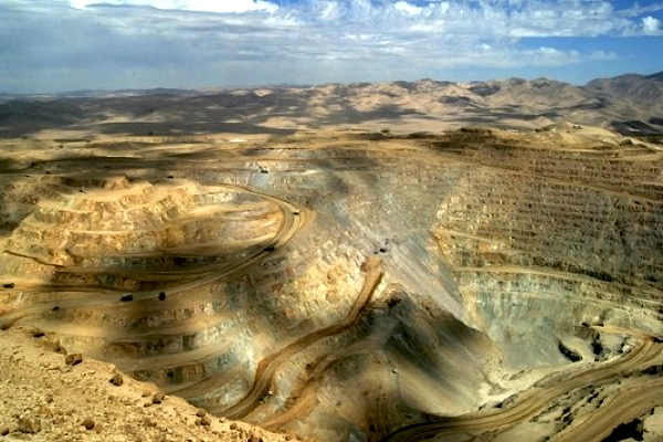 British investment fund to buy Anglo's mines in Chile