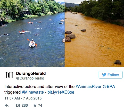 EPA under fire for failing to comply with mine spill probe