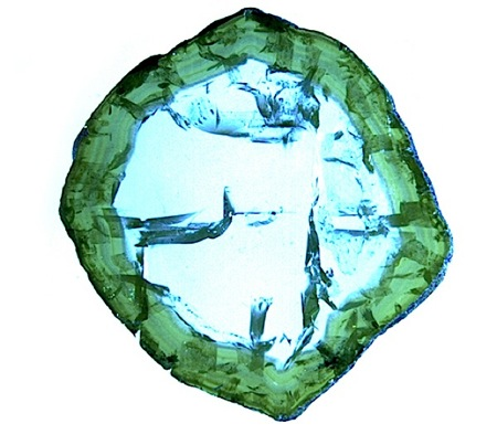 Small, ancient diamonds reveal seawater key for precious gems formation