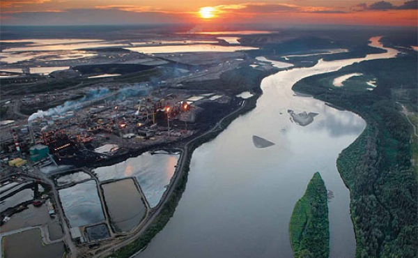 Main water source for Canada's oil sands may run dry — study