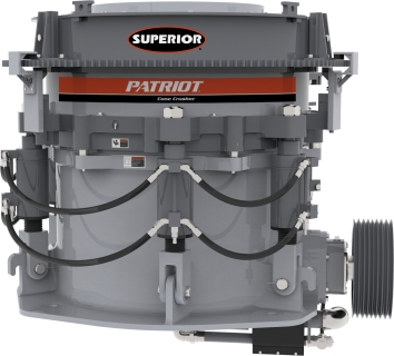 Superior Patriot™ Cone Crusher