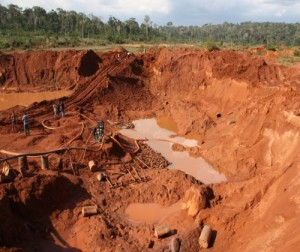 Illegal diamond mining threatens Brazil's indigenous communities