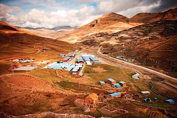 MMG's gigantic Las Bambas mine in Peru to open next year despite protests