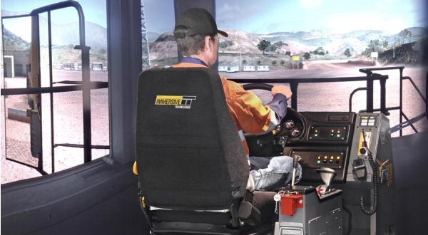 Immersive Technologies specialists have carried out operator risk assessments, performance analysis and targeted simulator based training for 283 of Haul Truck Operators at Anglo American's Los Bronces mine. Their range of services scales from providing temporary expertise to providing fully managed outsourced solutions.