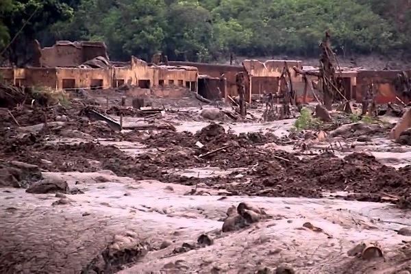 BHP questions UN probe that said Samarco spill 'toxic'