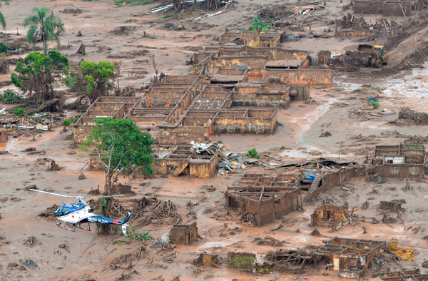 Vale: 'Several years' for Brazil mine disaster river to recover