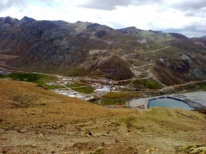 Elevation: 4,865 metres Location: Peru Owned by Fortuna Silver Mines