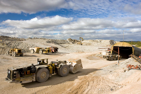 Cameco limits underground mining at Rabbit Lake after rock fall