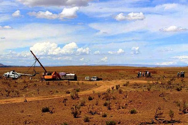 The Altan Nar gold project (meaning Golden Sun) it is emerging as one of the most significant gold discoveries in Mongolia in the last few years.