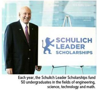 Franco-Nevada - Schullch Leader Scholarships photo