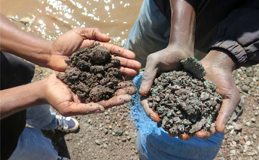Apple, Sony, Samsung linked to child labour claims in cobalt mines
