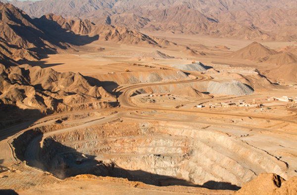 Centamin ups 2016 production target from its gold mine in Egypt