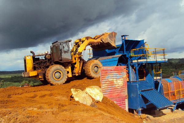 Stellar Diamonds just found a big rock at its Guinea project