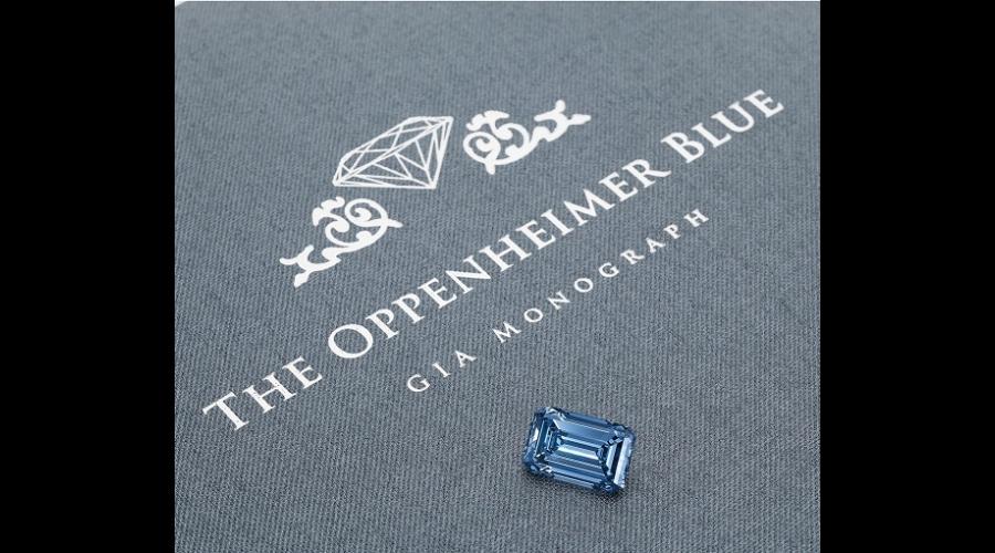 The Oppenheimer Blue diamond