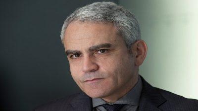 New chief David Garofalo on the future of Goldcorp