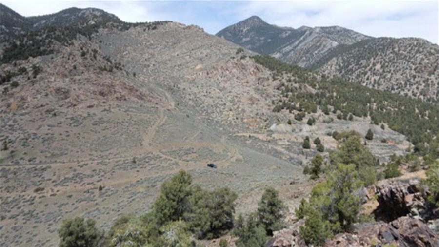 Cherry Creek, Nevada