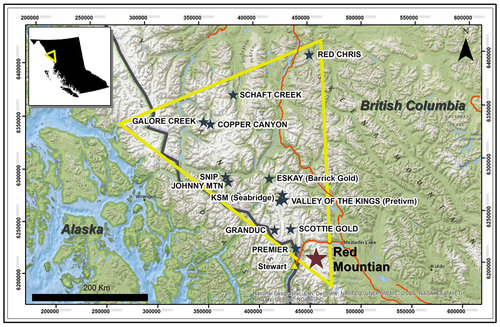 A revival takes shape in BC's Golden Triangle - MINING COM