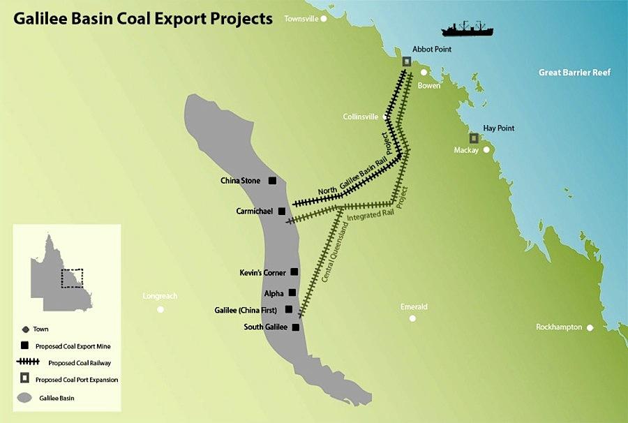 Adani $12 billion Carmichael coal project faces fresh legal challenge