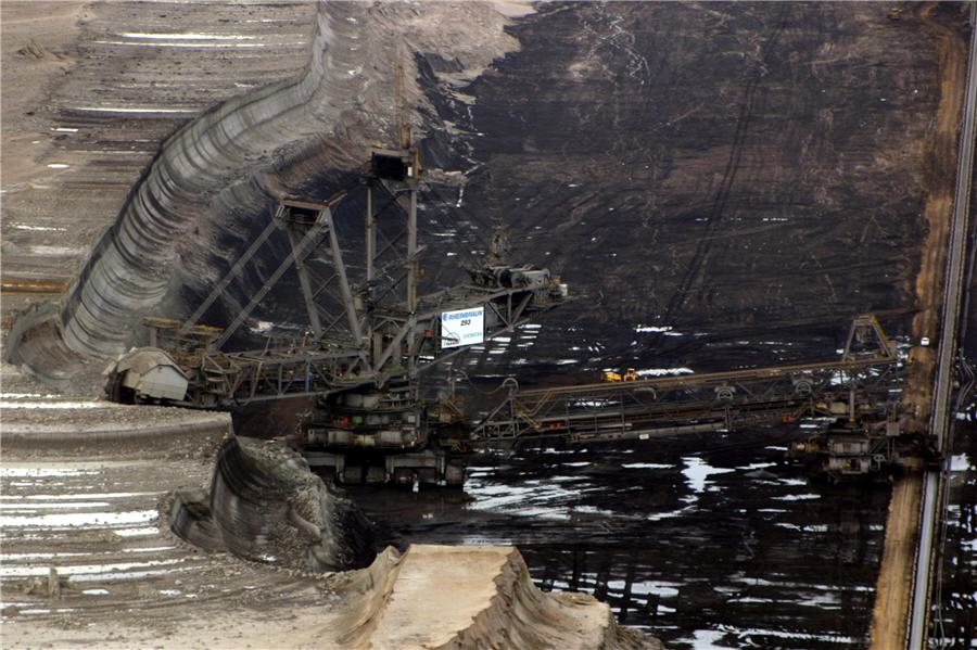How big is big - Bucket Wheel Excavator