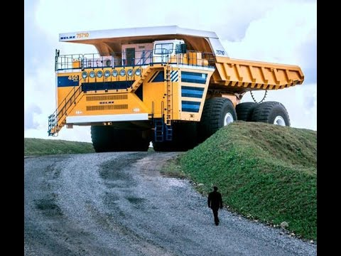 How big is big - Haul Truck