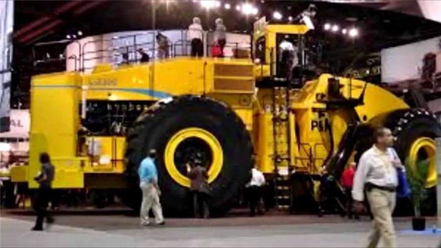 How big is big - Wheel Loader