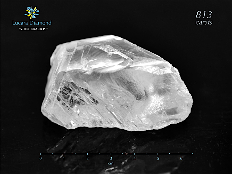 Lucara's massive Constellation diamond sells for record $63 million