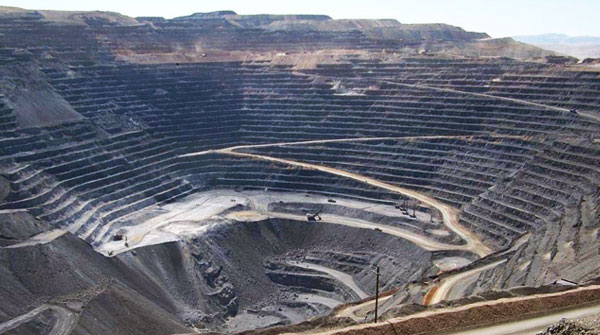 Here are the world's top 10 gold producing mines - carlin-mine