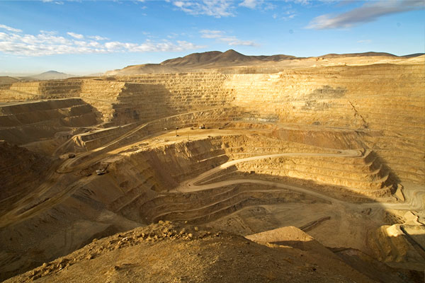 Here are the world's top 10 gold producing mines - cortez-mine