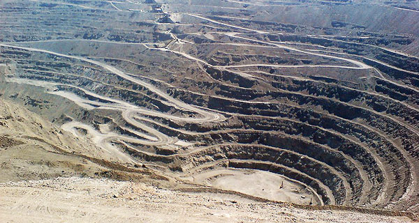 Here are the world's top 10 gold producing mines - murutu-uzbekistan-mine