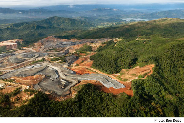 Here are the world's top 10 gold producing mines - pueblo-viejo-mine