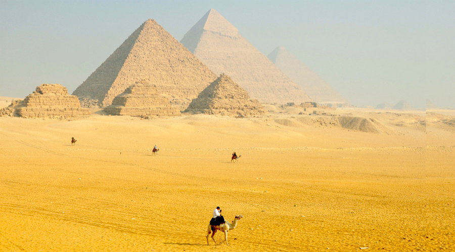 Egypt ancient gold mines offer clues on country's untapped vast mineral deposits
