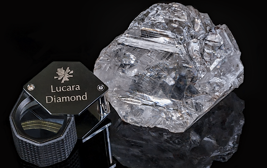 Despite the hype world's second-largest diamond ever found fails to sell