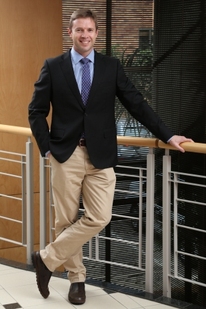 Andrew van Zyl partner and principal consultant at consulting engineers and scientists, SRK Consulting