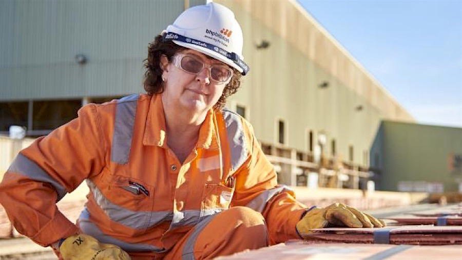 BHP Billiton's Olympic set to reach highest copper production in a decade