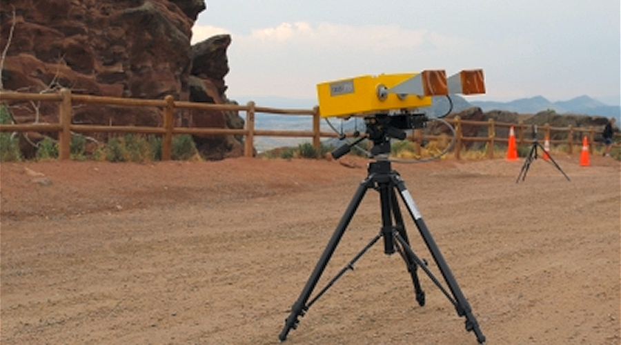 See the IBIS-FB radar at Hexagon Mining Booth 4133 in Las Vegas, Sept. 26-28