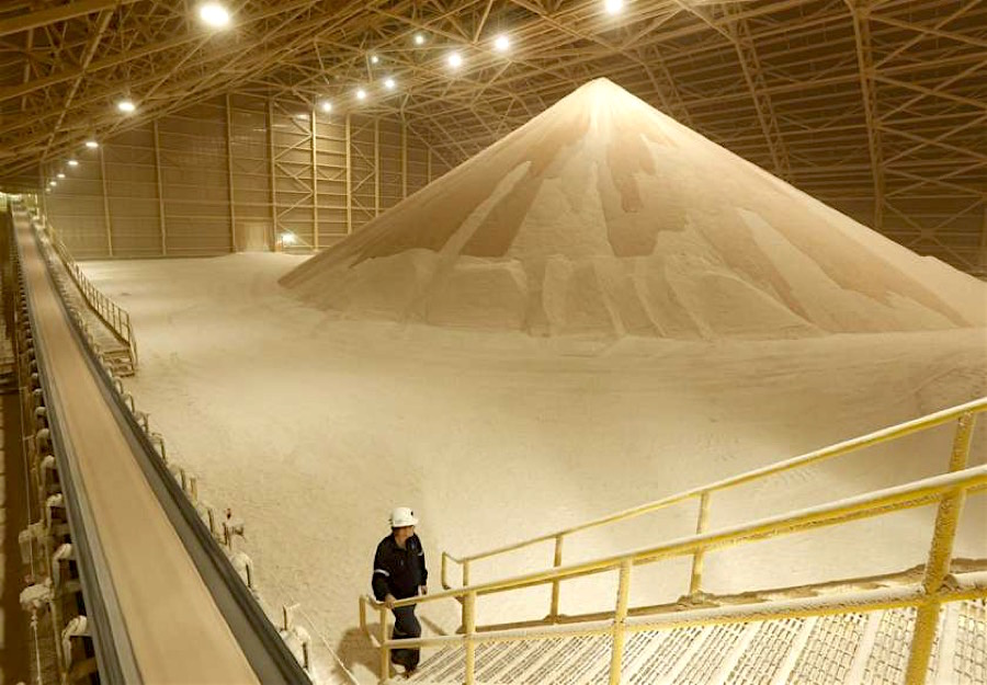 How one small potash company will revolutionize a whole