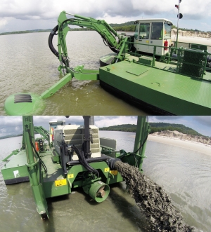 Dredging Capacity +50 percent - New Watermaster Classic V
