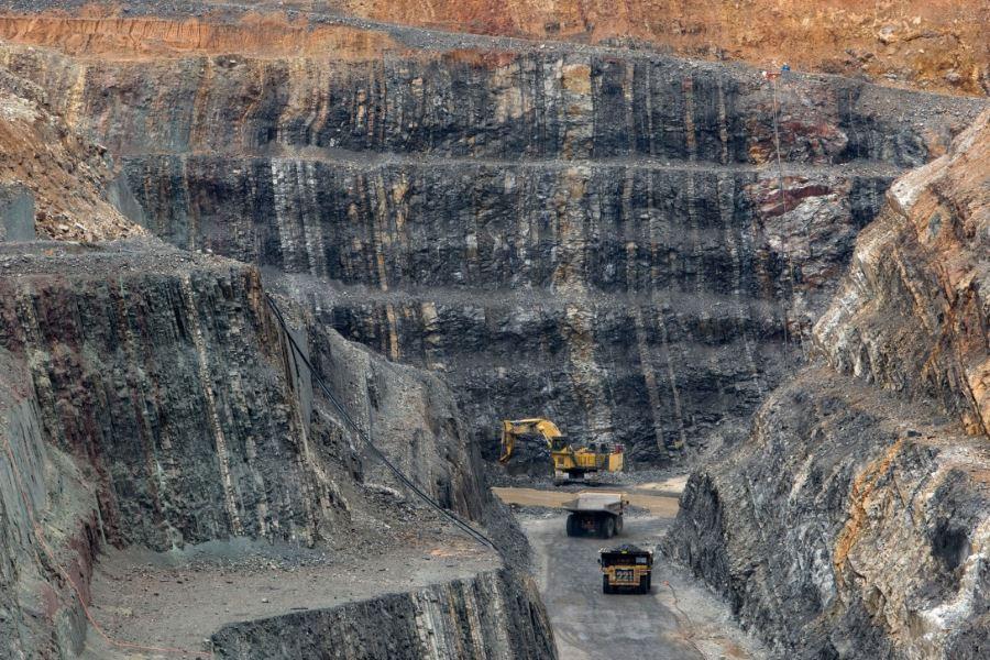 McArthur River mine, Australia. Source: www.mcarthurrivermine.com.au.